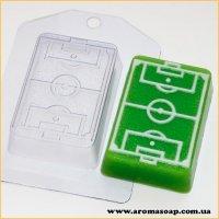 Футбольное поле 125 г (пластик)