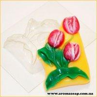 Тюльпани 95г (пластик)