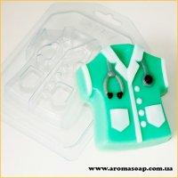 Халат медичний 100г (пластик)