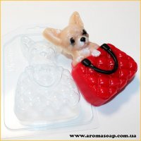 Чихуахуа в сумці 100г (пластик)