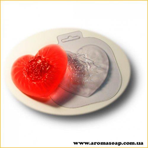 Шовкове серце 94г (пластик)