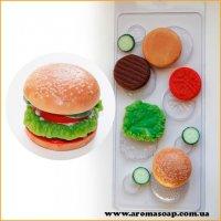 Бургер 135г (пластик)