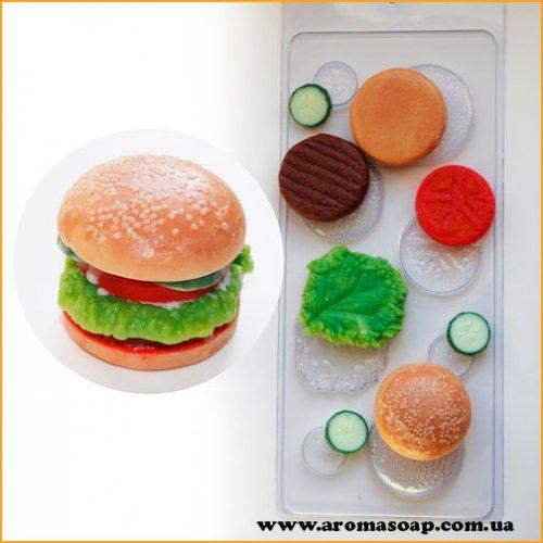 Бургер 135 г (пластик)