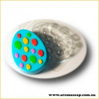 Яйцо с узором 03 83г (пластик)