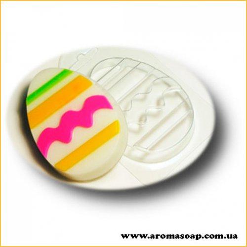Яйце з візерунком 01 83г (пластик)