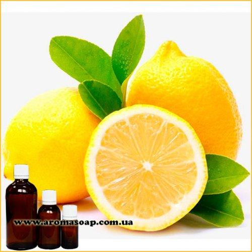 Лимонная свежесть отдушка