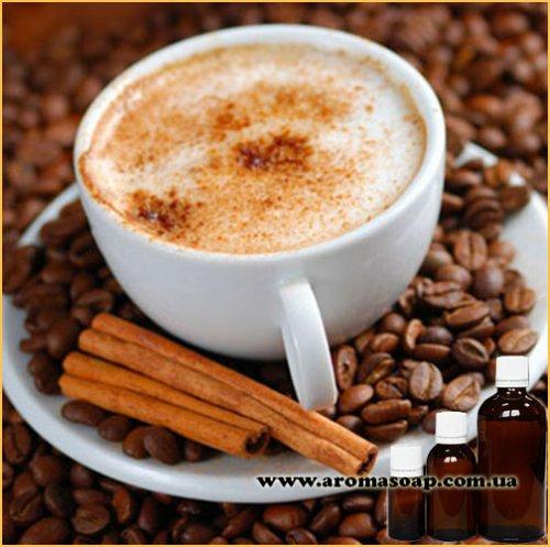 Кава з корицею запашка