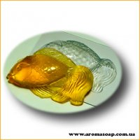 Чарівна рибка 43г (пластик)