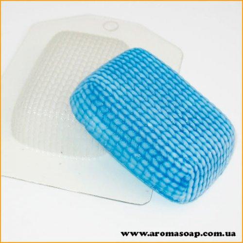 Вязаный прямоугольник 100 г (пластик)