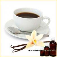Кава з ваніллю запашка