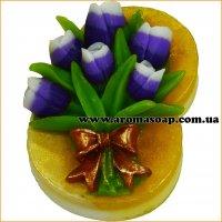 8 марта в тюльпанах элит-форма