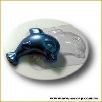 Дельфин 66г (пластик)