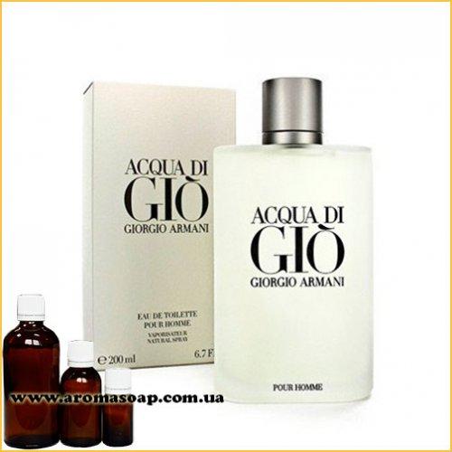 Acqua Di Gio Homme, Armani (мужской) парф.композиция
