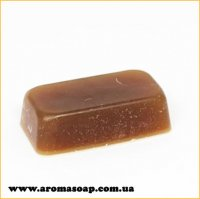 Мильна основа Crystal African Black Soap