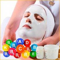 Альгинатная маска с Витаминным комплексом*