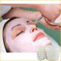 Альгинатная маска с Пептидами и Аминокислотами