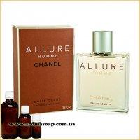 Allure Homme, Chanel (чоловіча) парф.композиція