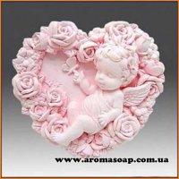 Янгол в трояндах еліт-форма