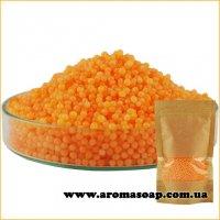 Бісер (перлини) Апельсин 100 г