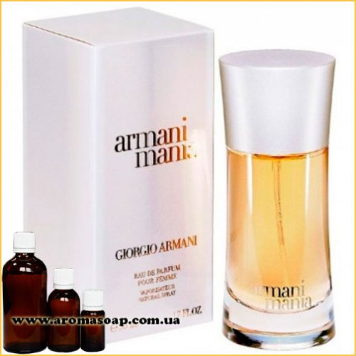 Armani Mania, G. Armani (мужской) парф.композиция