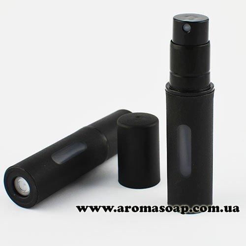 Атомайзер 5 мл черный