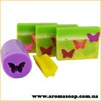 Бабочка (для брускового мыла) элит-форма