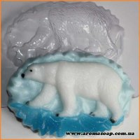 Белый медведь 80 г (пластик)