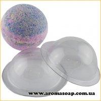 Сфера для бомб мала 70г (пластик)