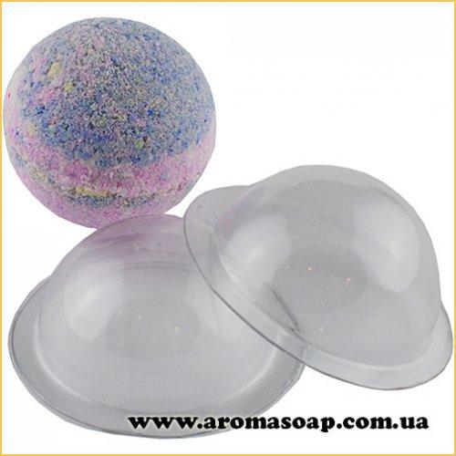 Сфера для бомбочек малая 70 г (пластик)