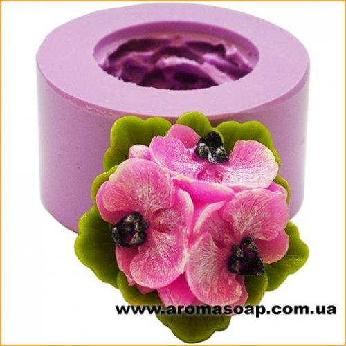 Букет орхидей 3D элит-форма