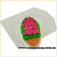 Букет роз 60 г (пластик)