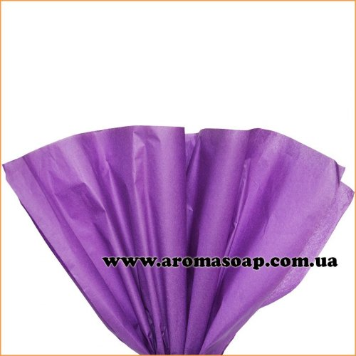 Папір тішью Фіолетовий