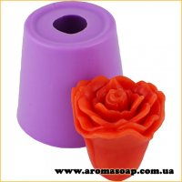 Троянда Ель Торо в бутоні 3D еліт-форма