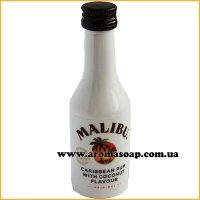 Пляшка лікеру Malibu 3D еліт-форма
