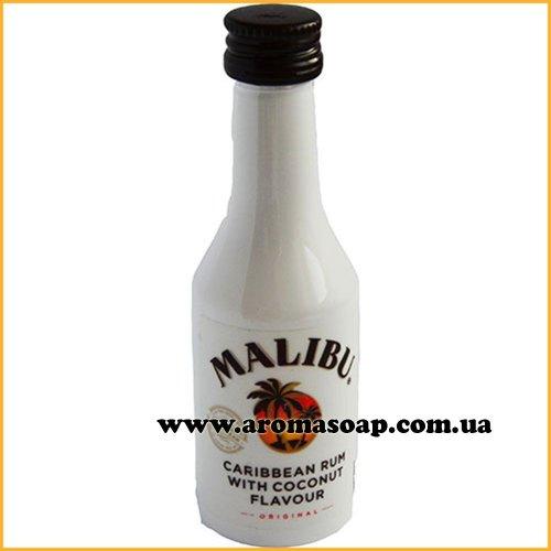 Бутылка ликера Malibu 3D элит-форма