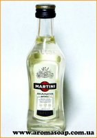 Бутылка Мартини 3D элит-форма
