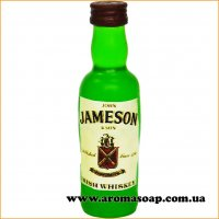 Бутылка виски Jameson 3D элит-форма