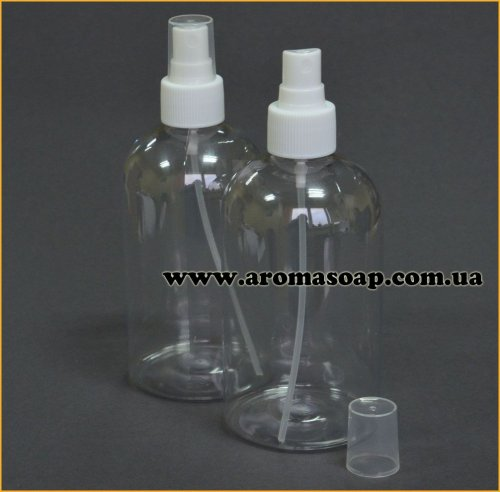 Пляшка 350мл + Пульверизатор