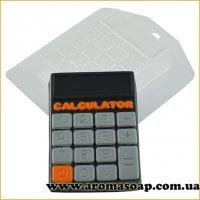 Калькулятор 108 г (пластик)