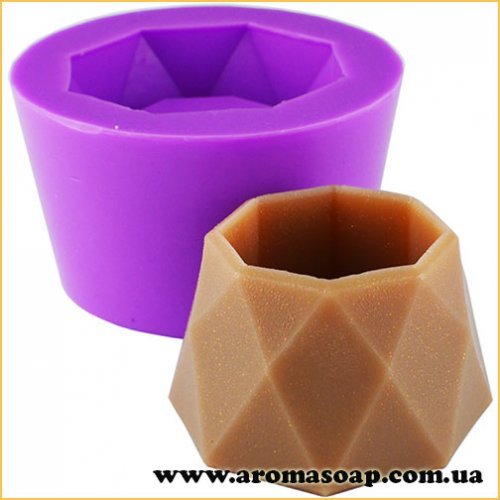 Цветочный горшок 04 3D элит-форма
