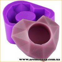 Квітковий горщик 03 3D еліт-форма