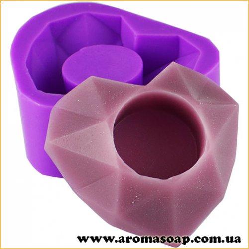 Цветочный горшок 03 3D элит-форма