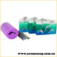 Дельфинчик (для брускового мыла) элит-форма