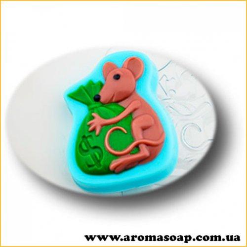 Денежная мышка 91 г (пластик)