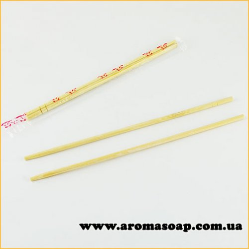 Дерев'яні палички 2шт