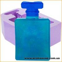 Чоловічий флакон парфумів під картинку