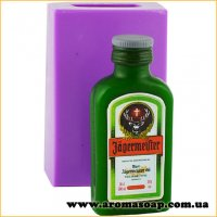 Пляшка лікеру Jägermeister 3D еліт-форма