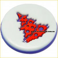Елка 02 штамп (силикон)