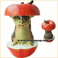 Їжачок в яблуці 3D еліт-форма