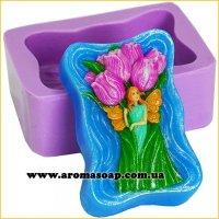 Фея квіткова в тюльпанах еліт-форма